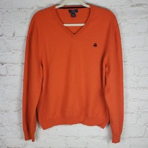 Brooks Brothers 346 merino blend sweater size XL